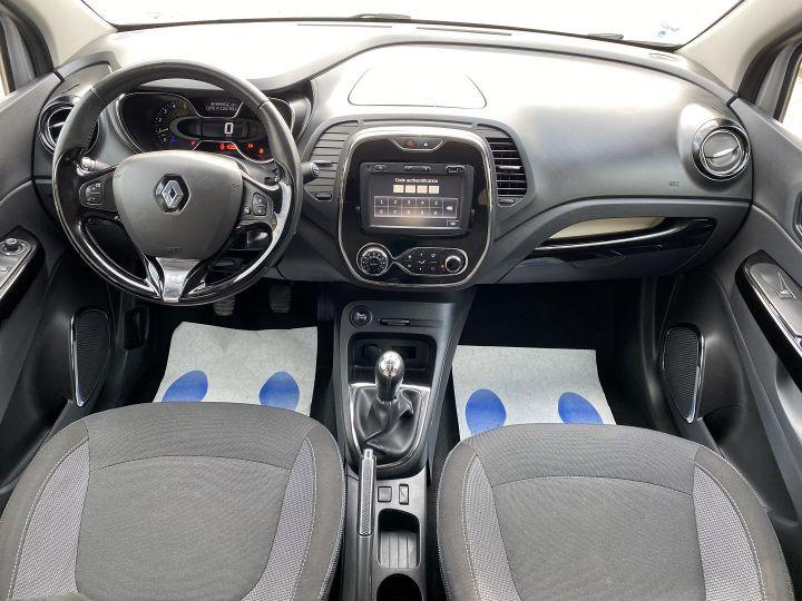 Renault Captur 1.5 DCI 90CH STOP&START ENERGY INTENS ECO² EURO6 2015 Gris C - 10