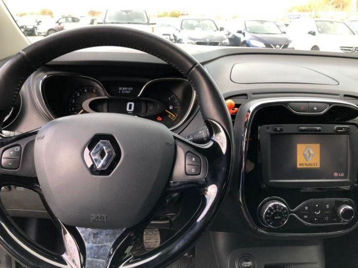 Renault CAPTUR 15 DCI 90 INTENS Gris Occasion - 3