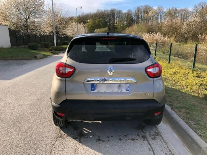 Renault CAPTUR 15 DCI 90 INTENS Gris Occasion - 5