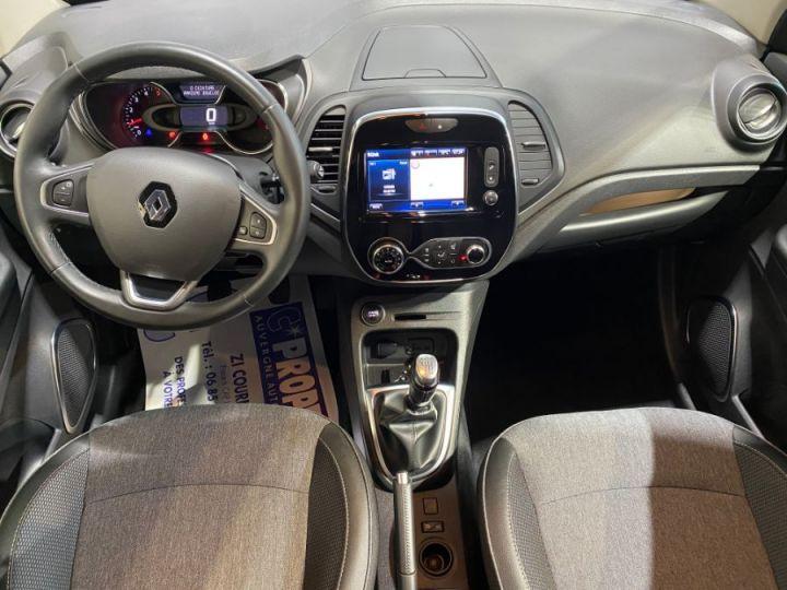 Renault Captur Energy dCi 110ch INTENS Gris - 7