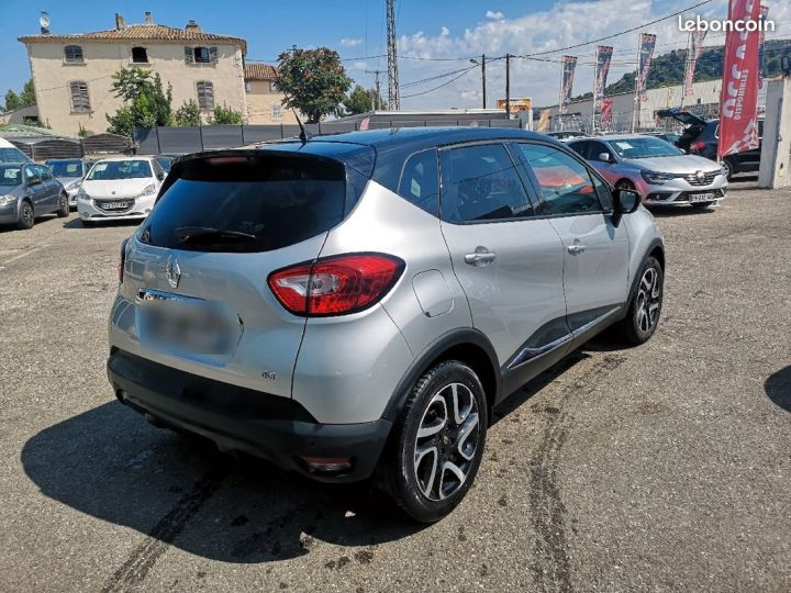 Renault Captur INTENS GRIS METAL Occasion - 3