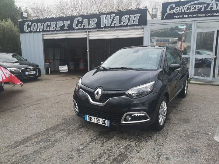 Renault Captur INTENS NOIR METAL Occasion - 1