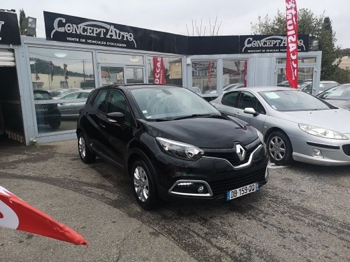 Renault Captur INTENS NOIR METAL Occasion - 2