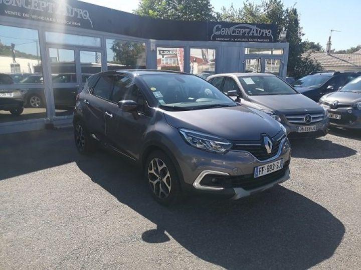 Renault Captur INTENS GRIS FONCE Occasion - 1