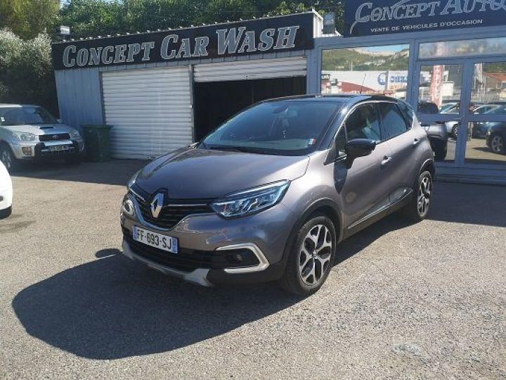 Renault Captur INTENS GRIS FONCE Occasion - 2