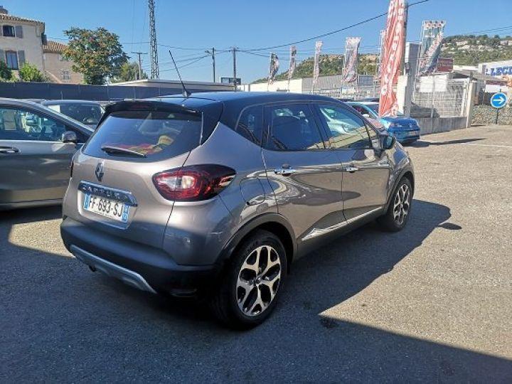 Renault Captur INTENS GRIS FONCE Occasion - 4