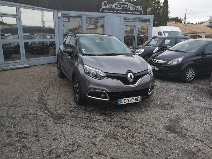 Renault CAPTUR INTENSE GRIS FONCE METAL Occasion - 2