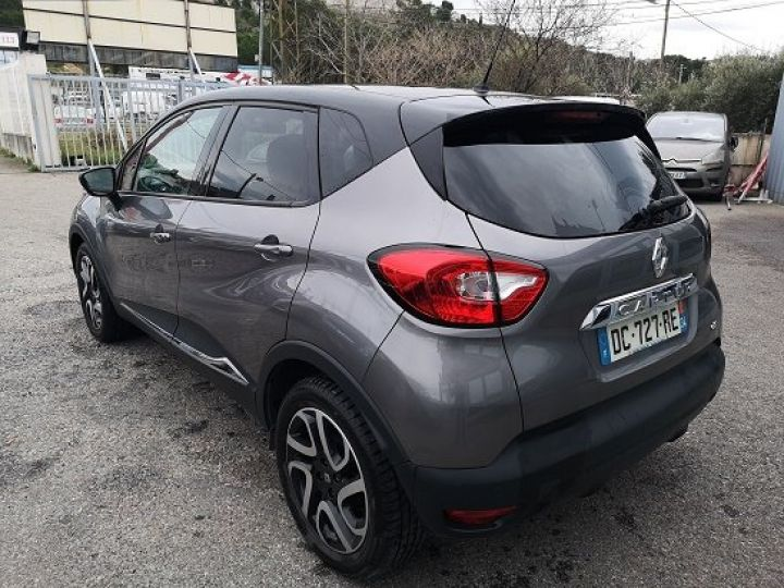 Renault CAPTUR INTENSE GRIS FONCE METAL Occasion - 4