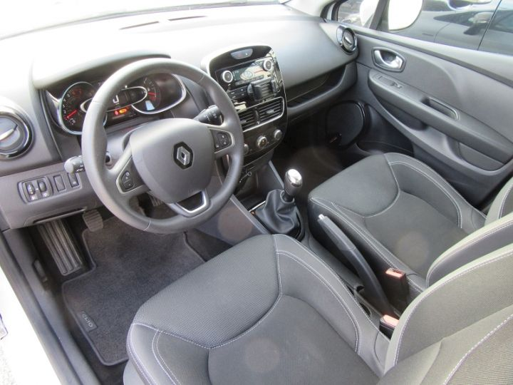 Renault Clio 0.9 TCE 75CH ENERGY TREND 5P EURO6C Blanc Occasion - 2