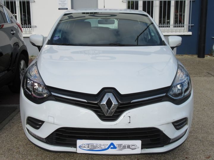 Renault Clio 0.9 TCE 75CH ENERGY TREND 5P EURO6C Blanc Occasion - 7