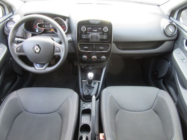 Renault Clio 0.9 TCE 75CH ENERGY TREND 5P EURO6C Blanc Occasion - 14