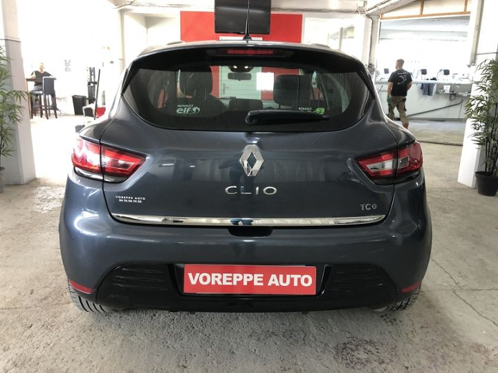 Renault Clio 0.9 TCE 90CH ENERGY EDITION ONE 5P Gris C - 5