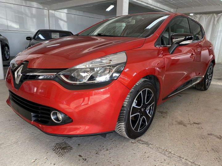 Renault Clio 0.9 TCE 90CH ENERGY INTENS ECO² Rouge - 1