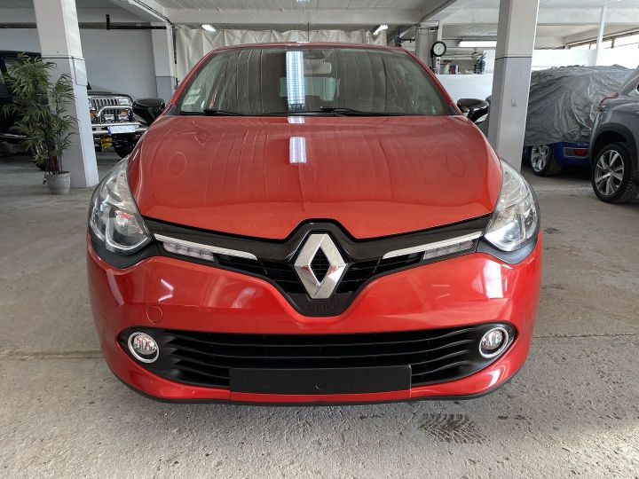 Renault Clio 0.9 TCE 90CH ENERGY INTENS ECO² Rouge - 2