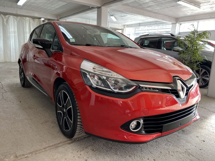 Renault Clio 0.9 TCE 90CH ENERGY INTENS ECO² Rouge - 3