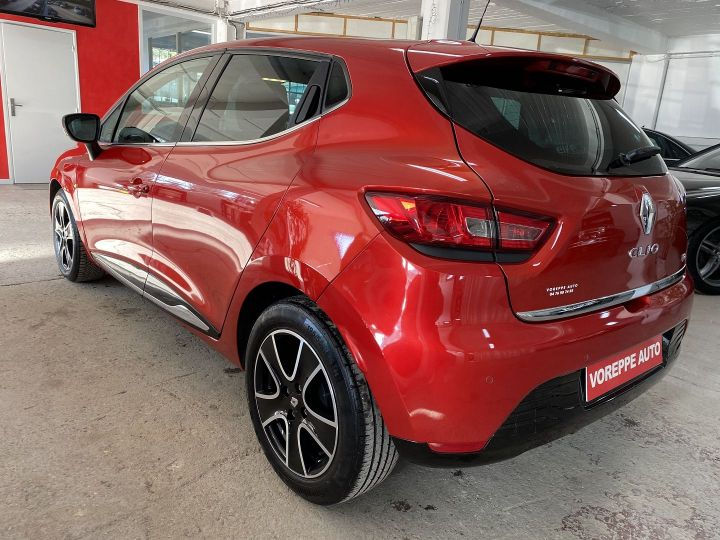 Renault Clio 0.9 TCE 90CH ENERGY INTENS ECO² Rouge - 6