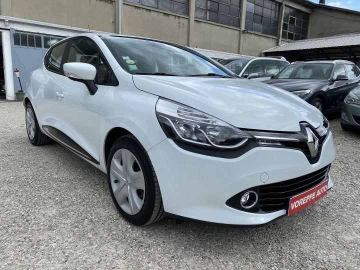 Renault Clio 1.5 DCI 75CH ZEN ECO² Blanc - 3