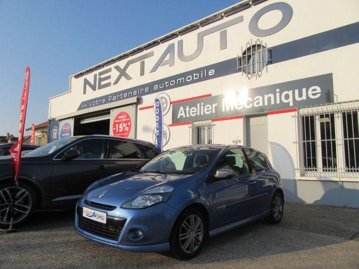 Renault Clio 1.6 16V 128CH 3P Bleu - 1
