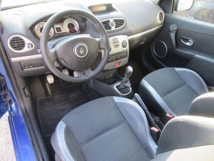 Renault Clio 1.6 16V 128CH 3P Bleu - 2