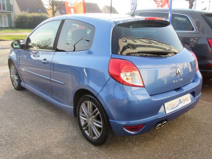 Renault Clio 1.6 16V 128CH 3P Bleu - 3