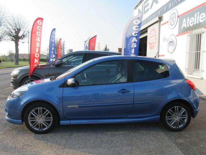 Renault Clio 1.6 16V 128CH 3P Bleu - 5