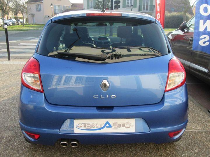 Renault Clio 1.6 16V 128CH 3P Bleu - 7
