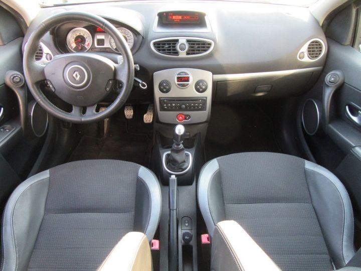 Renault Clio 1.6 16V 128CH 3P Bleu - 9