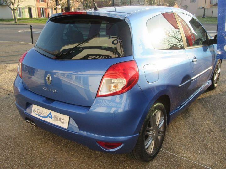 Renault Clio 1.6 16V 128CH 3P Bleu - 10