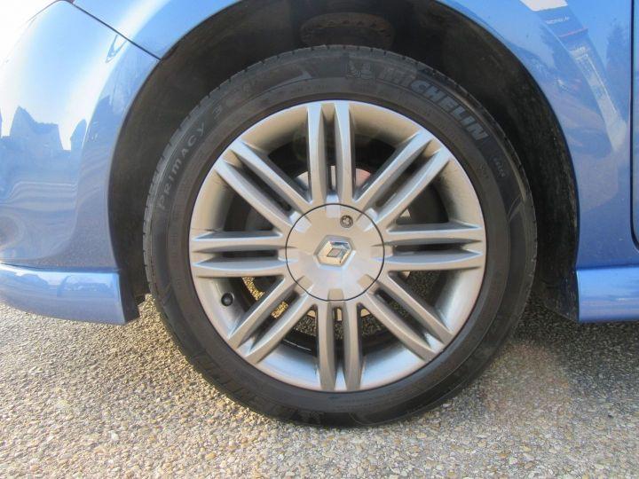 Renault Clio 1.6 16V 128CH 3P Bleu - 14