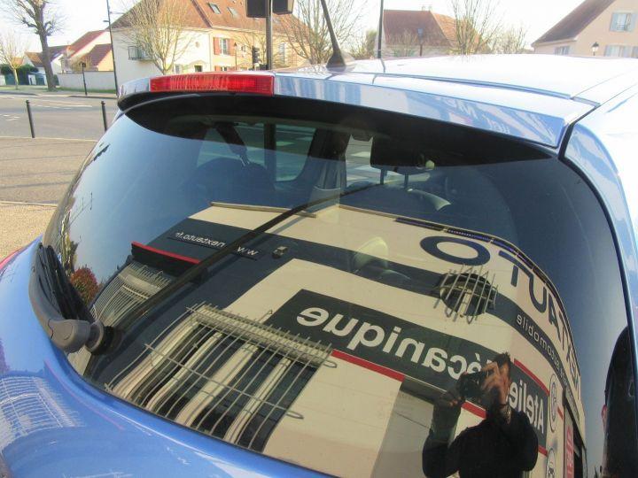 Renault Clio 1.6 16V 128CH 3P Bleu - 20