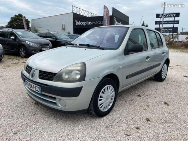 Renault Clio Gris Occasion - 1