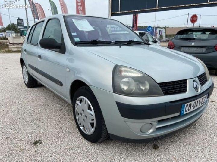 Renault Clio Gris Occasion - 2