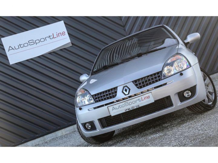 Renault CLIO 2 RS ph 3 182 cv Gris Clair - 2
