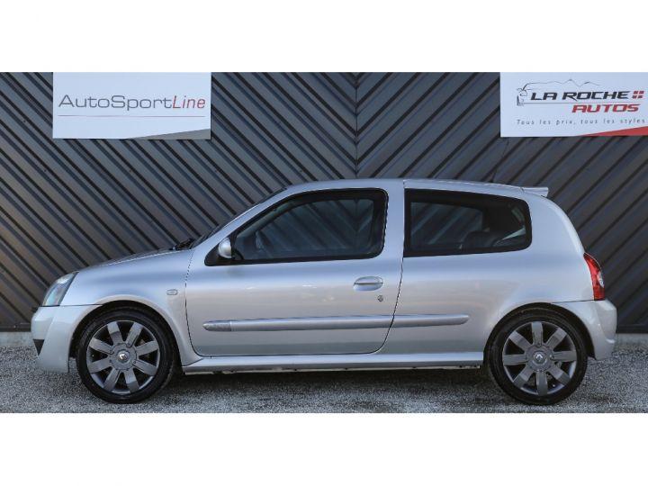 Renault CLIO 2 RS ph 3 182 cv Gris Clair - 3