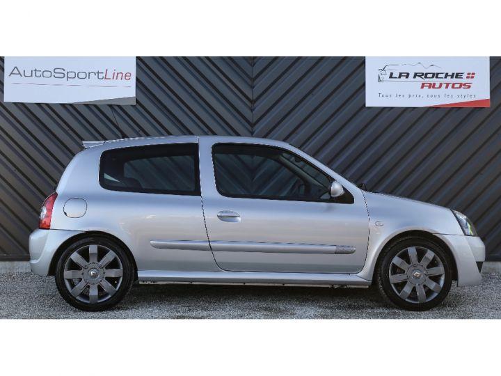 Renault CLIO 2 RS ph 3 182 cv Gris Clair - 4