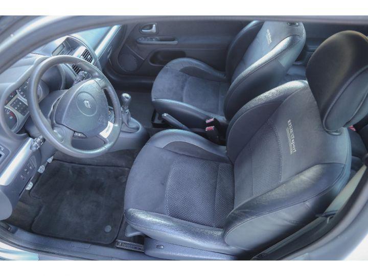 Renault CLIO 2 RS ph 3 182 cv Gris Clair - 9
