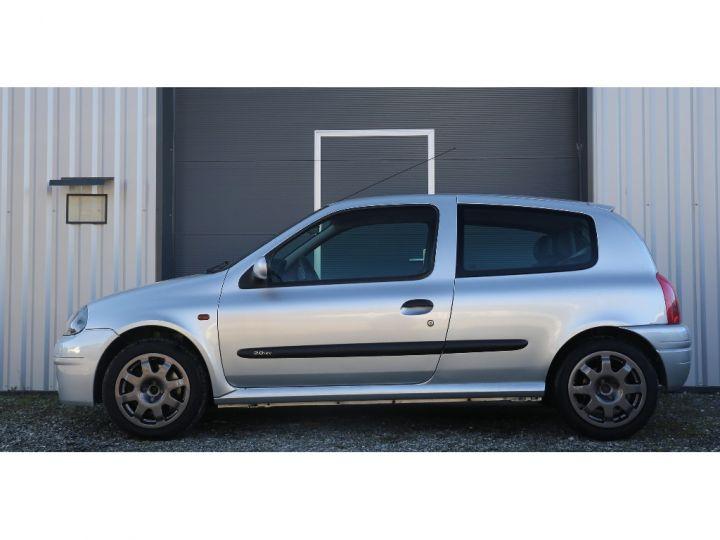 Renault Clio 2 RS1 16v SHIFTLIGHT Gris Clair - 4
