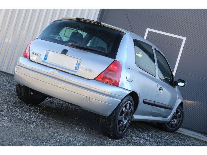 Renault Clio 2 RS1 16v SHIFTLIGHT Gris Clair - 5