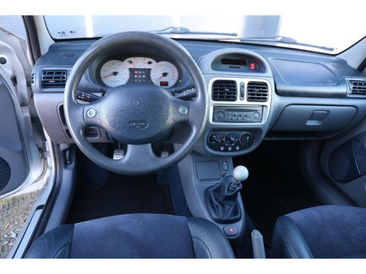 Renault Clio 2 RS1 16v SHIFTLIGHT Gris Clair - 7