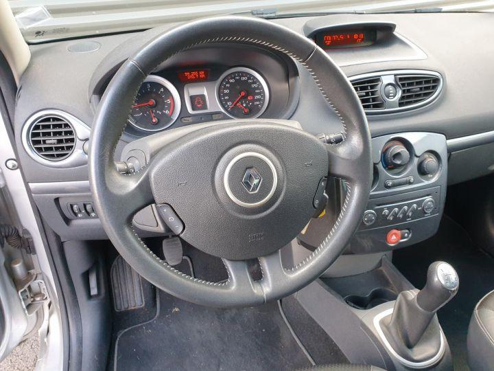 Renault Clio 3 1.5 dci 85 exception 5 pts Gris Occasion - 10