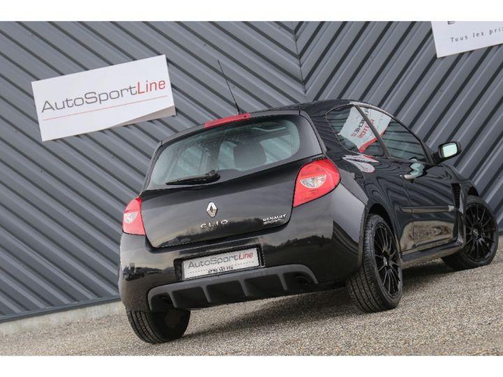 Renault CLIO 3 RS 16V 200 cv LUXE Noir - 5