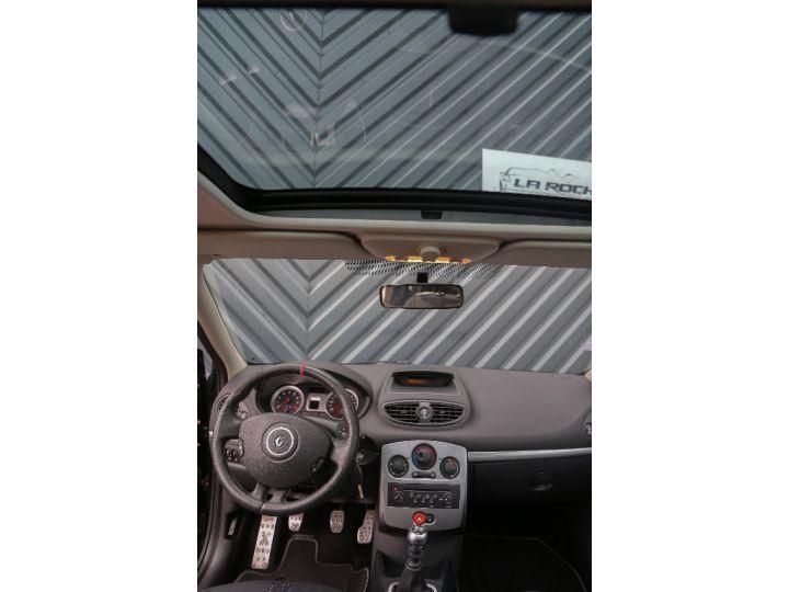 Renault CLIO 3 RS 16V 200 cv LUXE Noir - 7