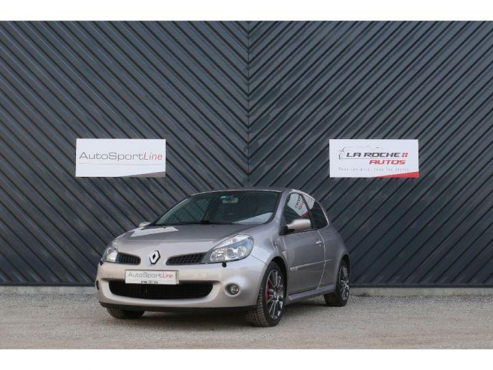 Renault CLIO 3 RS 2.0 16V 200 Sport Grise - 1