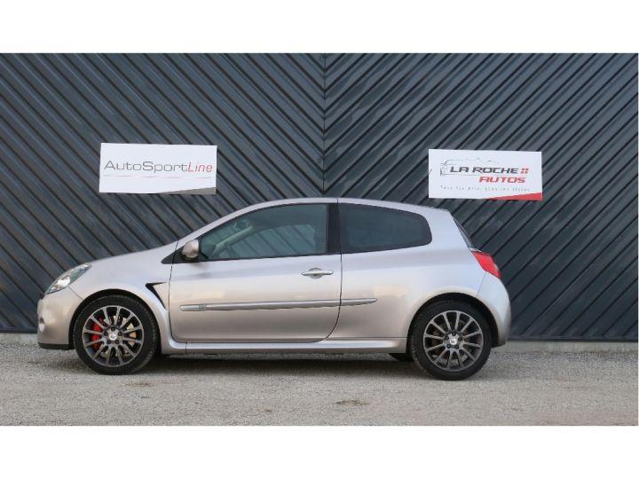 Renault CLIO 3 RS 2.0 16V 200 Sport Grise - 2