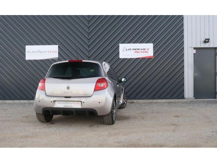 Renault CLIO 3 RS 2.0 16V 200 Sport Grise - 4