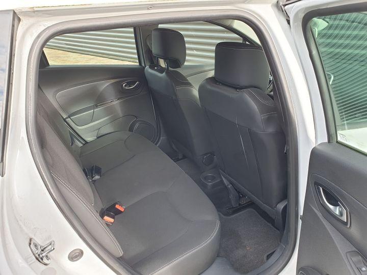 Renault Clio 4 estate 1.5 dci 90 business bv5 Blanc Occasion - 6