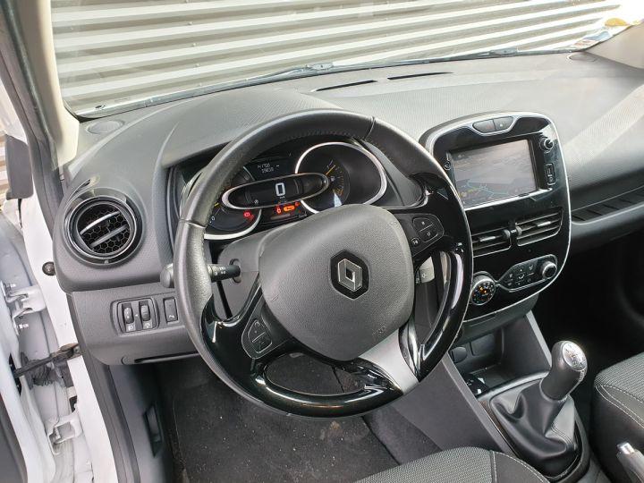 Renault Clio 4 estate 1.5 dci 90 business bv5 Blanc Occasion - 13