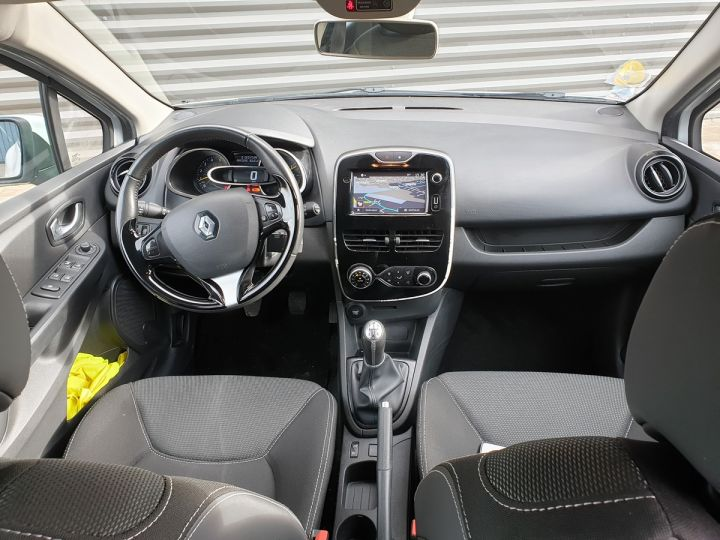 Renault Clio 4 estate 1.5 dci 90 business bv5 a Blanc Occasion - 5