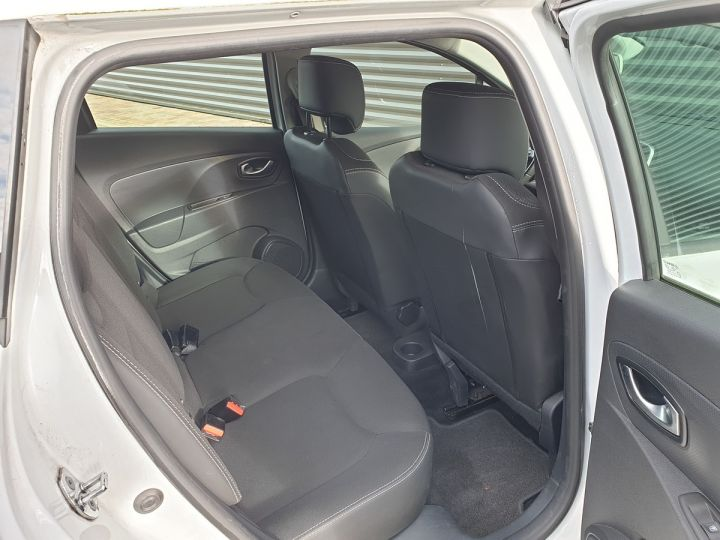 Renault Clio 4 estate 1.5 dci 90 business bv5 a Blanc Occasion - 6