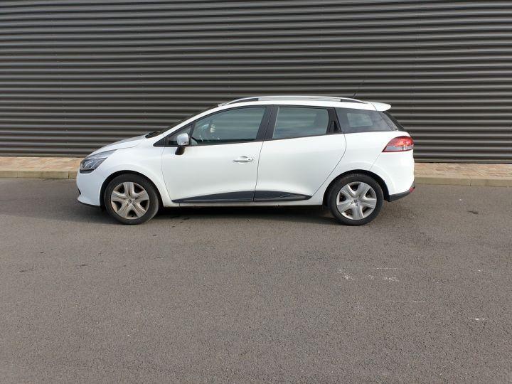 Renault Clio 4 estate 1.5 dci 90 business bv5 pi Blanc Occasion - 4
